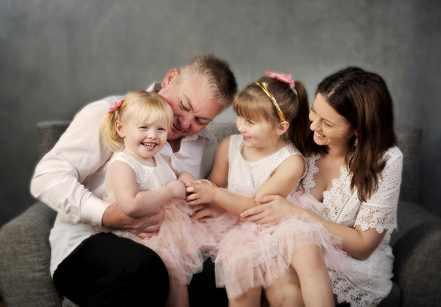family photos in Geelong